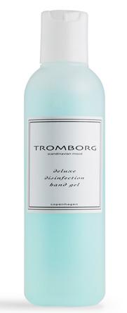 Tromborg Deluxe Disinfection Hand Gel +80% 50 ml