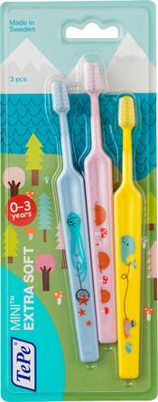 TePe Mini X-soft tandbørster 3-pak