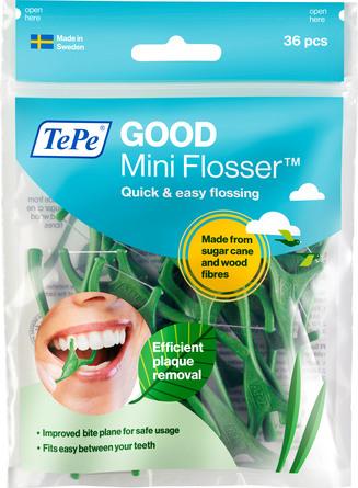 TePe GOOD MINI Flosser tandtrådsbøjler 36 stk