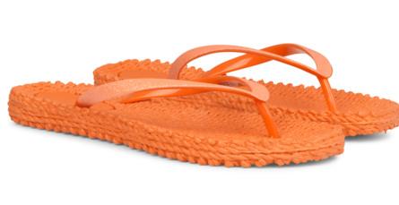 Ilse Jacobsen IJ Ladies Glitter Flip Flop Spice size 38