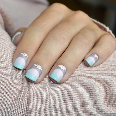 Depend Nail Stickers Nr 2
