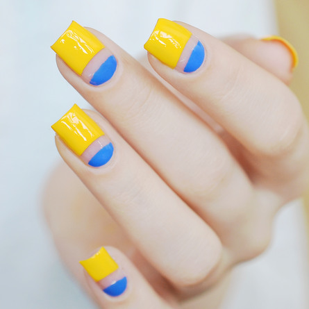 Depend Stripe your nails