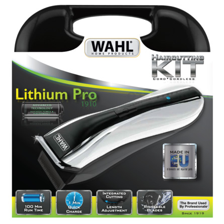 Wahl Hårklipper Lithium Ion Pro LED Lithium Ion Pro LED