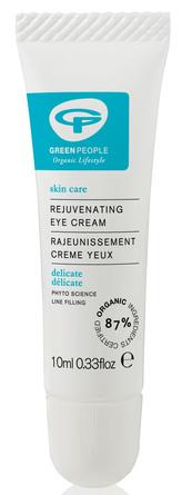 Green People Rejuvenating Eye Cream - Øjencreme til Natten - Anti-ageing 10 ml
