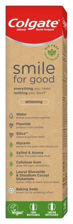 Colgate Tandpasta Smile for Good Whitening 75 ml.