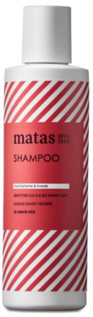 Matas Striber Shampoo til Farvet Hår 250 ml