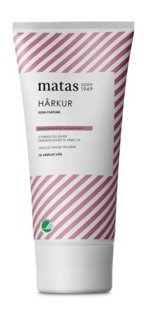 Matas Striber Hårkur til Krøllet Hår Uden Parfume 200 ml