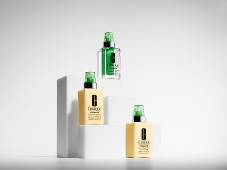 Clinique iD Active Cartridge Concentrate + Dramatically Different Oil-Control Gel Irritation, 125 ml