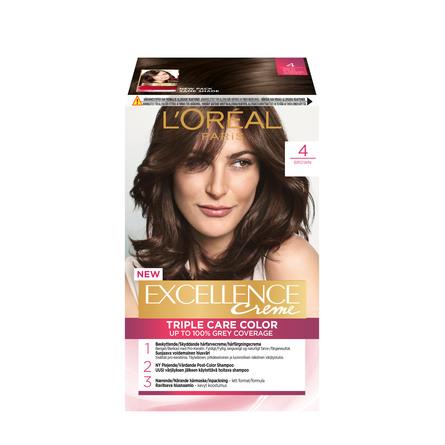 L'Oréal Paris Excellence Creme 4 Brun
