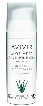 AVIVIR Aloe Rich 24 Hour Creme 50 ml