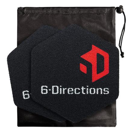 6-Directions Trænings Sliders 2 pak