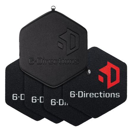 6-Directions Trænings Sliders 4 pak