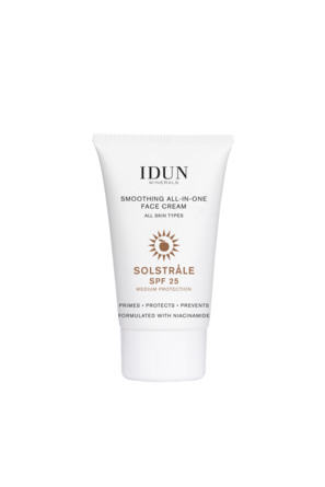 IDUN Minerals Ansigtscreme SPF 25 Solstråle 30 ml