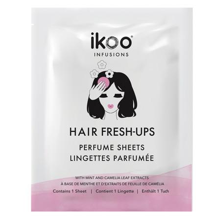 Ikoo Hair Fresh-Ups - Perfume Sheets 8 stk