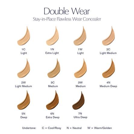 Estée Lauder Double Wear Stay-In-Place Concealer SPF 10 2C Light Medium