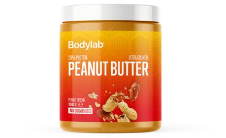 BodyLab Peanut Butter Ultra Crunch 1000 g.