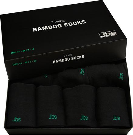 JBS Socks Bamboo 7 Pairs Box sort 37/40