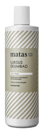 Matas Striber Luksus Skumbad 500 ml