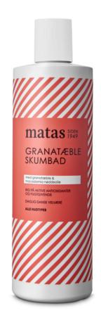 Matas Striber Granatæble Skumbad 500 ml
