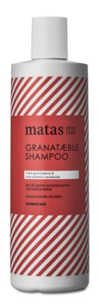 Matas Striber Granatæble Shampoo til Normalt Hår 500 ml