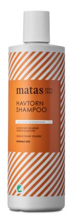 Matas Striber Havtorn Shampoo til Normalt Hår 500 ml
