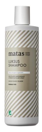 Matas Striber Luksus Shampoo til Normalt Hår 500 ml