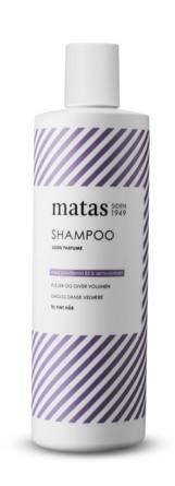Matas Striber Shampoo til Fint Hår 500 ml