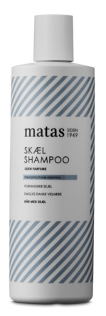 Matas Striber Skælshampoo Uden Parfume 500 ml