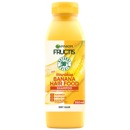 Garnier Hair Food Shampoo Banana 350 ml