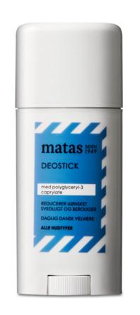 Matas Striber Deodorant Stift 50 g