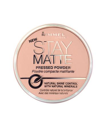 Rimmel Stay Matte Fast Pudder 005 Silky Beige