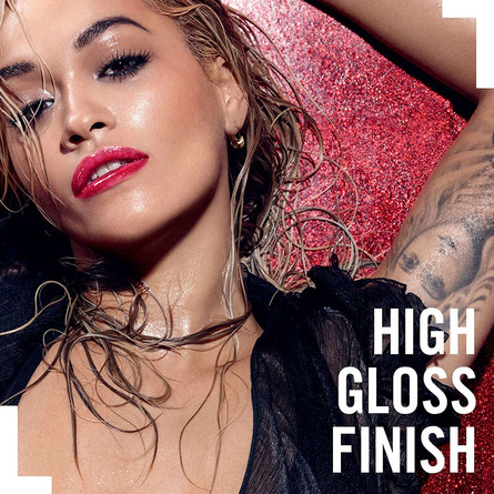 Rimmel Oh My Gloss Lipgloss 120 Non Stop Glamour 120 Non Stop