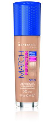 Rimmel Match Perfect Foundation 300 Sand