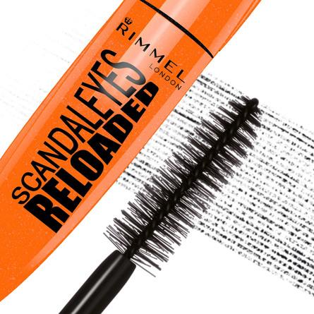 Rimmel Scandaleyes Reloaded Mascara Black