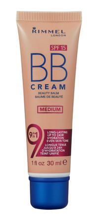 Rimmel 9-i-1 BB Cream Medium 002