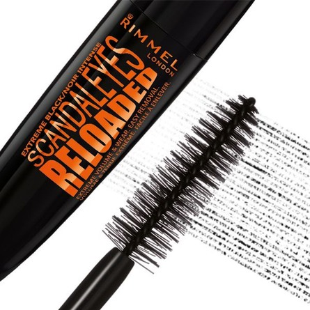 Rimmel Scandaleyes Reloaded Mascara Extreme Black