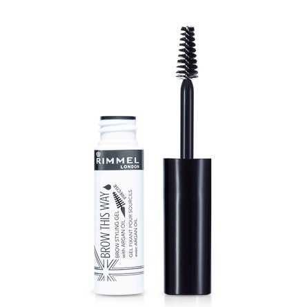 Rimmel Brow This Way med Argan Olie 004 Clear