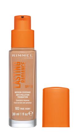 Rimmel Lasting Radiance Foundation 103 True Ivory