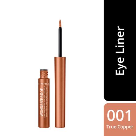 Rimmel Wonder Proof Liner 001 True Copper