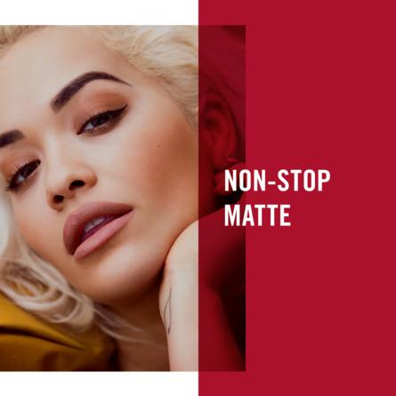 Rimmel Lasting Matte Foundation 100 Ivory