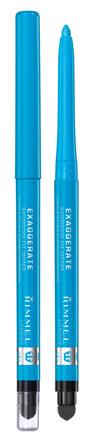 Rimmel Exaggerate Vandfast Eyeliner Aqua Sparkle