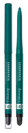 Rimmel Exaggerate Vandfast Eyeliner Emerald