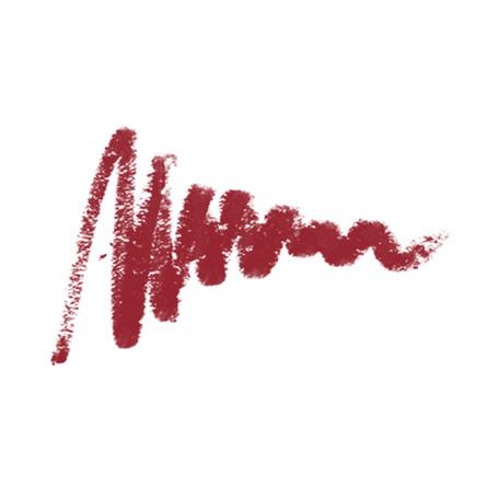 Rimmel Exaggerate Lipliner 024 Red Diva