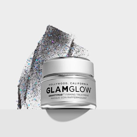 GlamGlow Gravitymud Black Glitter 50 ml
