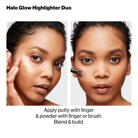 Smashbox Halo Duo Highlighter 01 Golden Pearl