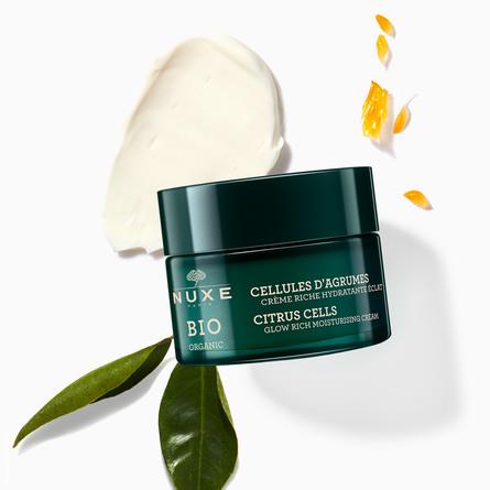 Nuxe Glow Rich Moisturising Cream 50 ml
