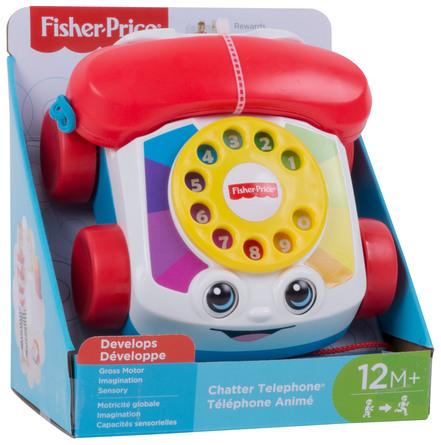 Fisher Price Chatter Telephone Alder 12mrd.+