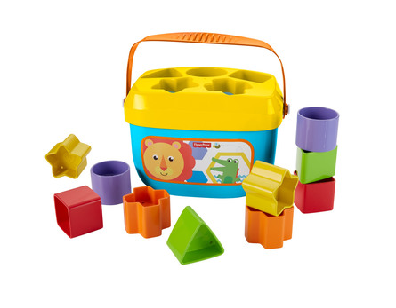 Fisher Price Baby's First Blocks Alder 6 mdr+