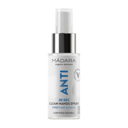 MÁDARA ANTI 20 sec Clean Hands - Spray 50 ml