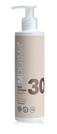 MDerma Sun Lotion SPF 30 200 ml